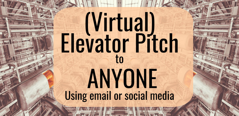 virtual elevator pitch