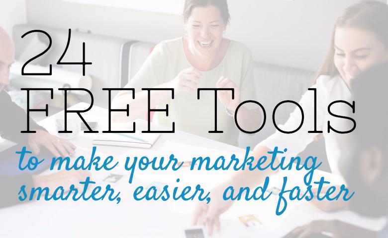24 free tools